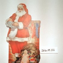 Image of Ornament, Christmas Tree - 2016.05.22