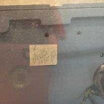 Image of back of unit