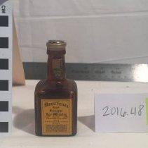 Image of Bottle - 2016.48.31