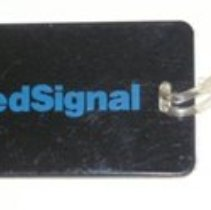 Image of luggage tag - 2007.3.189
