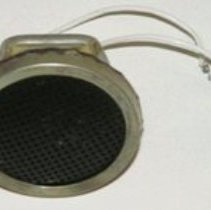 Image of Audio speaker - 2007.3.9