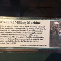 Image of Label currently on display