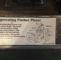 Image of Current label on display