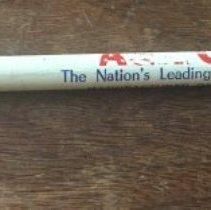 Image of Pencil - 2017.31.20.2