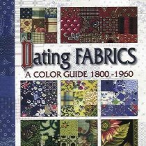 Image of NK9112.T76 - Dating Fabrics: A Color Guide 1800-1960