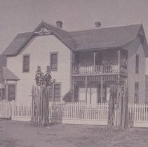 Image of Closeup of Babbitt House