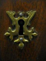 Image of Short's Cabinet keyhole