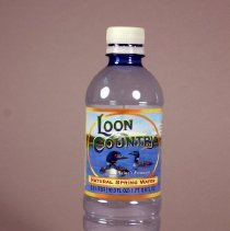 Image of Loon Country water bottle - Bottle