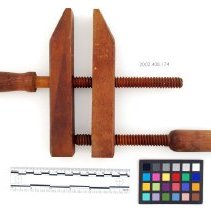 Image of Wooden clamp - Clamp
