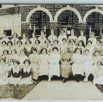 Image of Nasson Institute Oct. 1922 - 1922