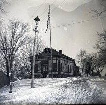Image of Stroudwater, Maine, Schoolhouse -