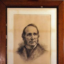 Image of Dr. Charles H. Burr - Drawing
