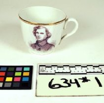 Image of Neal Dow cup - Cup