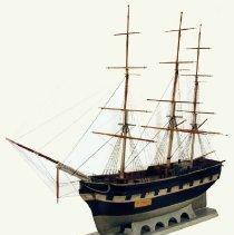 """Image of Ship """"United States"""" - Model, Ship"""