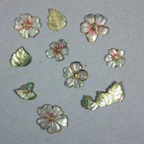 Image of Mother of Pearl Decorations