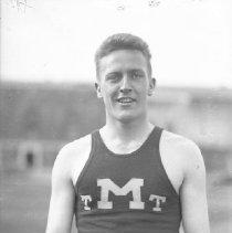 Image of Athlete, ca. 1920 - 1920 circa