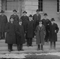 Image of Portland Delegation of Legislature, 1923 - 1923