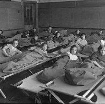 Image of Classroom Activity, ca. 1920 - 1920 circa