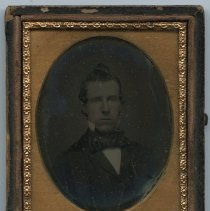 Image of Daniel Hill Owen (1836-1907) - 1845 circa