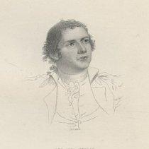 Image of Hugh Mercer document set - 1758 December 3 [letter]; n.d. [engraving]; n.d. [engraving].