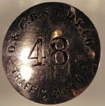 Image of 2004.313.80 - Badge