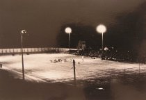 Image of Lighted Football Field