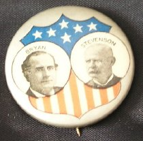 Image of 2006.012.12 - Button, Campaign