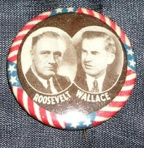 Image of 2006.012.107 - Button, Campaign
