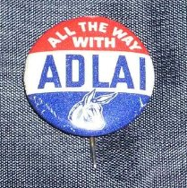 Image of 2006.012.138 - Button, Campaign