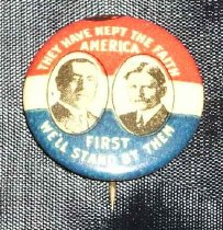 Image of 2006.012.28 - Button, Campaign