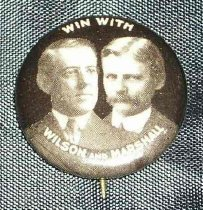 Image of 2006.012.35 - Button, Campaign