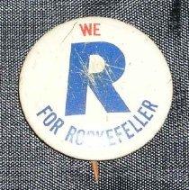 Image of We R For Rockefeller