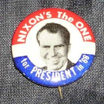 Image of Nixon's The One for President