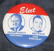 Image of 2006.012.348 - Button, Campaign