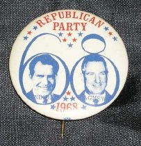 Image of 2006.012.354 - Button, Campaign