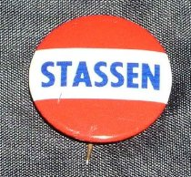 Image of 2006.012.355 - Button, Campaign