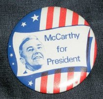 Image of 2006.012.385 - Button, Campaign