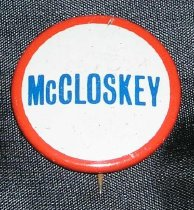Image of 2006.012.395 - Button, Campaign
