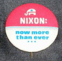 Image of 2006.012.434 - Button, Campaign