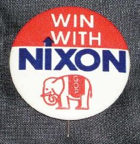 Image of 2006.012.438 - Button, Campaign
