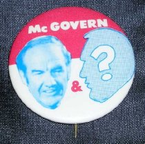Image of 2006.012.458 - Button, Campaign