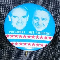 Image of 2006.012.460 - Button, Campaign