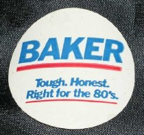 Image of Baker Right for the 80's