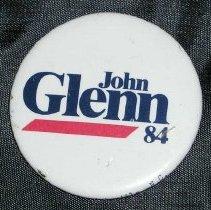 Image of John Glenn 84