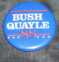 Image of 2006.012.578 - Button, Campaign