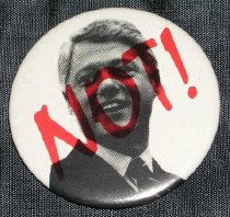 Image of 2006.012.597 - Button, Campaign