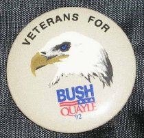 Image of 2006.012.603 - Button, Campaign