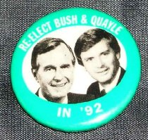 Image of 2006.012.608 - Button, Campaign
