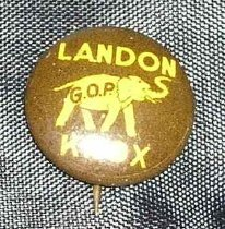 Image of 2006.012.83 - Button, Campaign