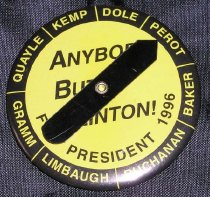 Image of 2006.012.614 - Button, Campaign